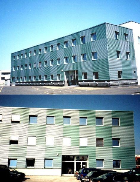 Bürohäuser in Vösendorf
