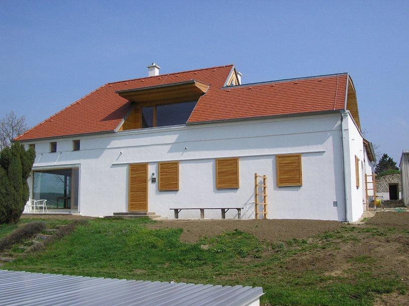 Wohnhaus im Kamptal