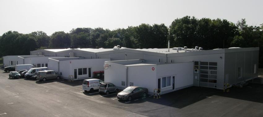 Industriehallen Ebreichsdorf