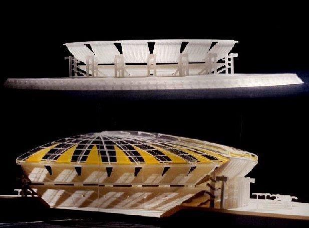 Football-Stadion L.A.
