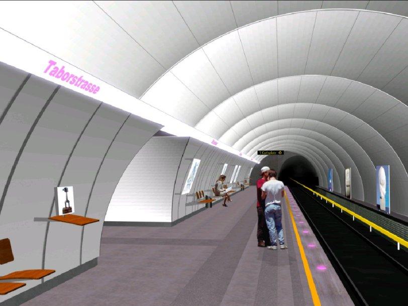 U-Bahnstation U2