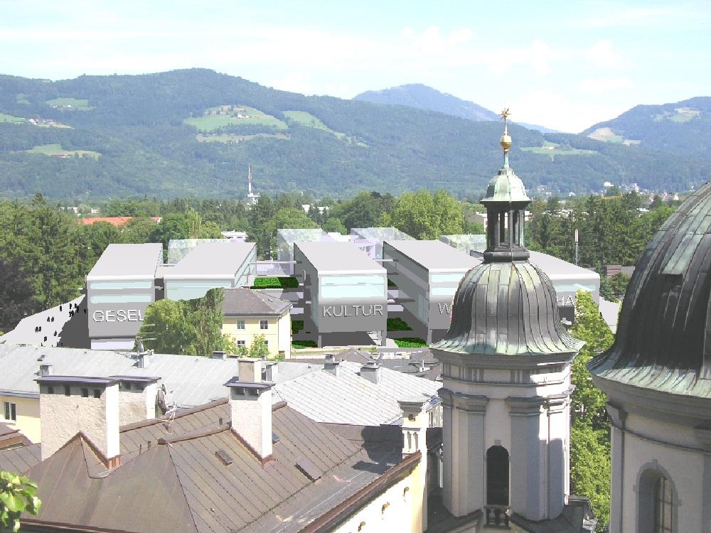 Universität für Geisteswissenschaften Salzburg